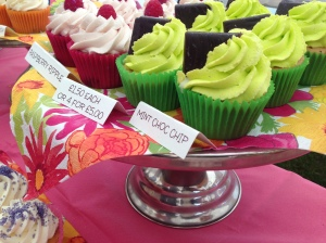 cakes galore at bridport food festival 2013
