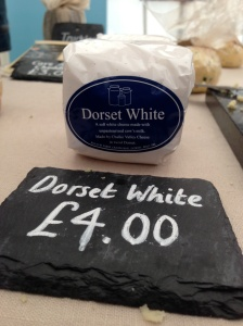 Chalke Valley Cheese at the Bridport Food Festival 2013