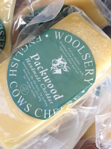 Woolsery English Cows Cheese at the Bridport Food Festival 2013